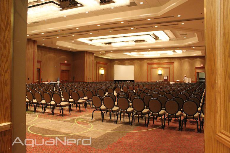 MACNA 2012 Speaker Room