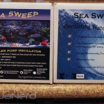 Sea Sweep and Sea Swirl