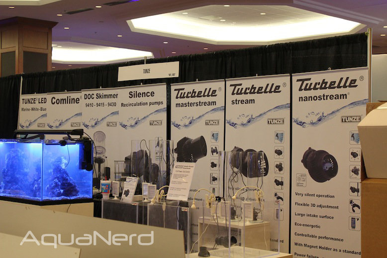Tunze Booth