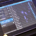 Aquacontroller iPad Interface