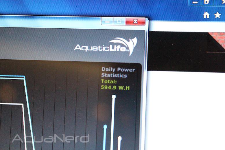 AquaticLife LED 3W Power Consumption