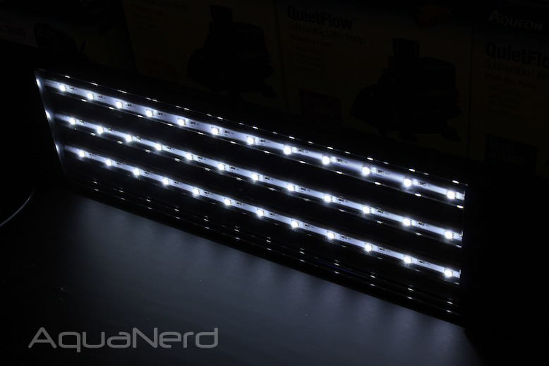 Aqueon Modular LED Aquarium Light Fixture