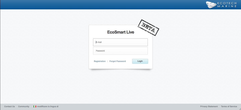 EcoTech Marine Ecosmart Software