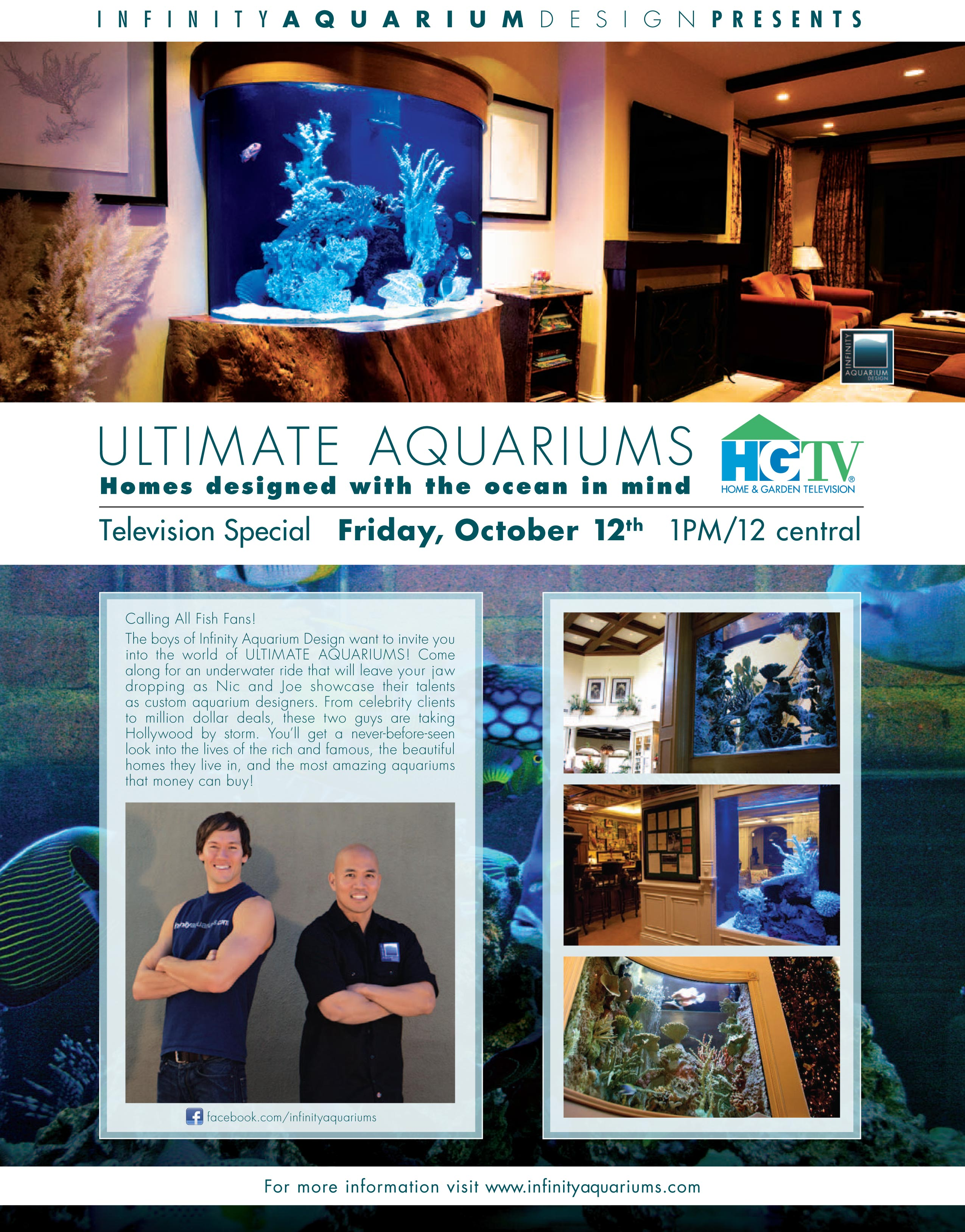 HGTV Ultimate Aquariums