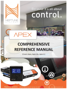 Neptune Systems Apex Reference Manual