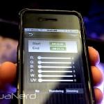 Sunbrite F-Series iPhone Control