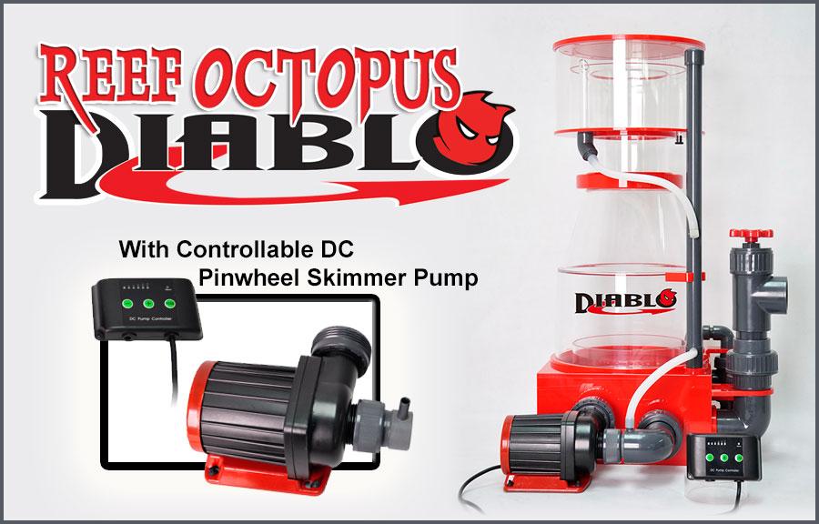 Reef Octopus Diablo DC Skimmer