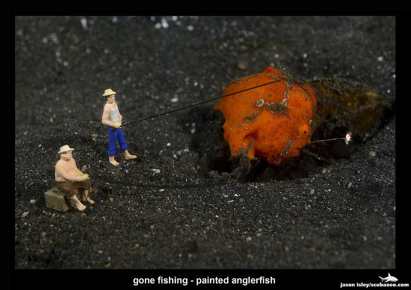 Leisure - Gone Fishing 2 by Jason Isley