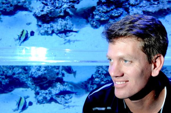 Ammon Covino Idaho Aquarium