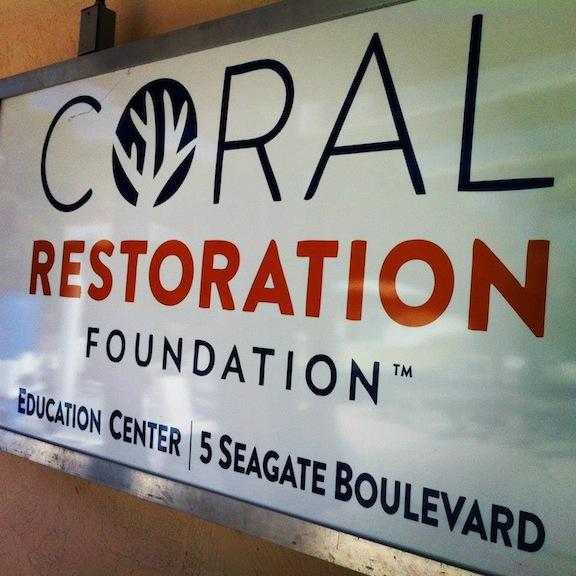 Coral Restoration Foundation Education Center