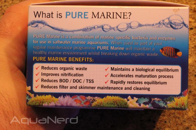 Pure Marine Information