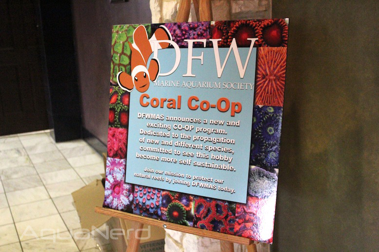 DFWMAS Coral Co-Op