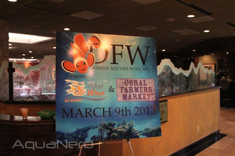 Next Wave 2013 Vendor Hall Entrance