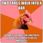 Tang Police Bar