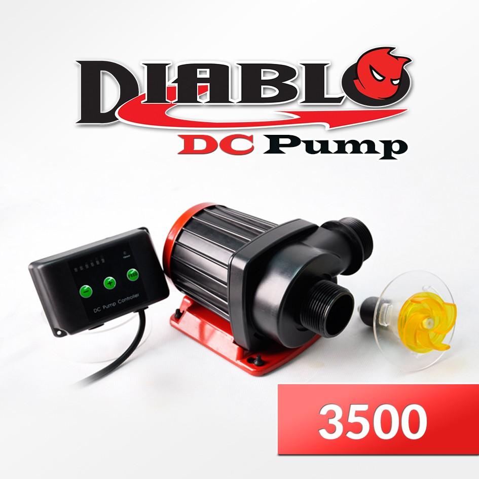 Diablo DC3500 Water Pump