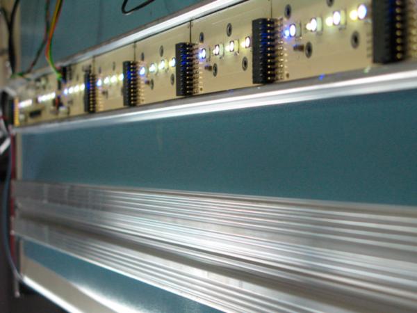 GHL Mitras LED Light Bar Production