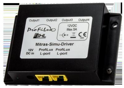 GHL Mitras Simu-Driver