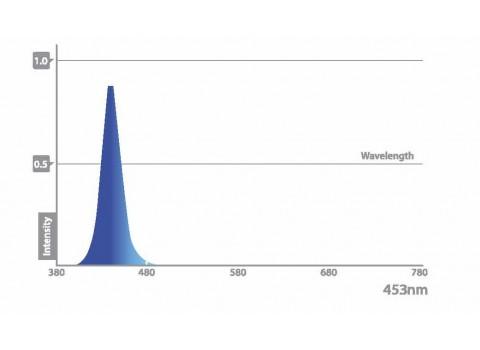 Ecoxotic Cannon 100W Flood LED Blue Spectrum