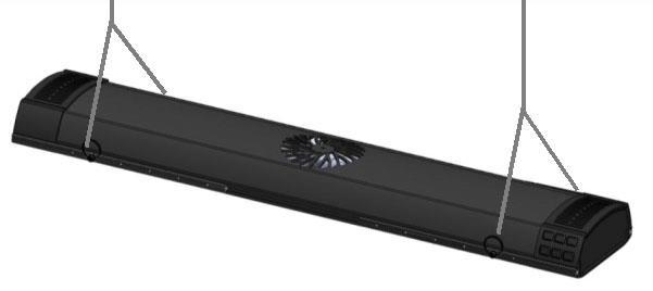 Kessil LED Fixture Concept