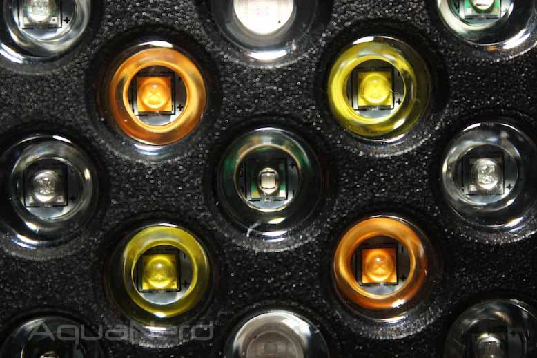 Maxspect R420R LED Cluster Closeup