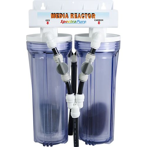 SpectraPure Dual Chamber Media Reactor