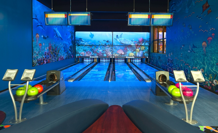 Children's Learning Adventure Bowling