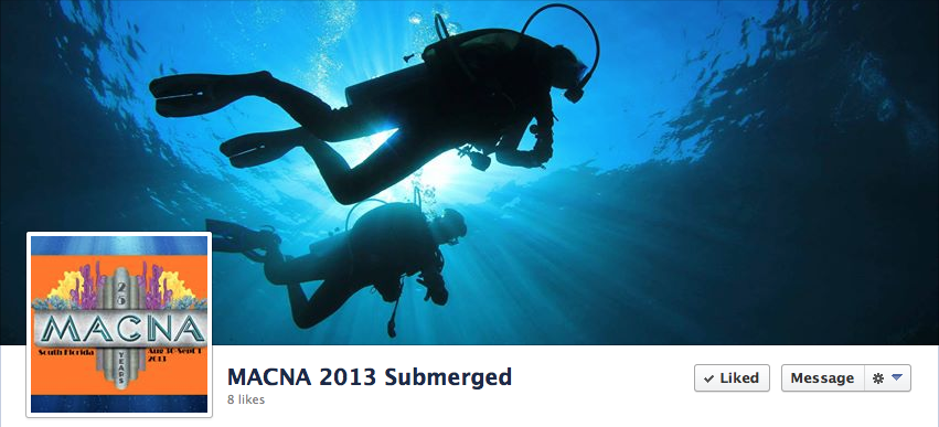 MACNA 2013 Submerged