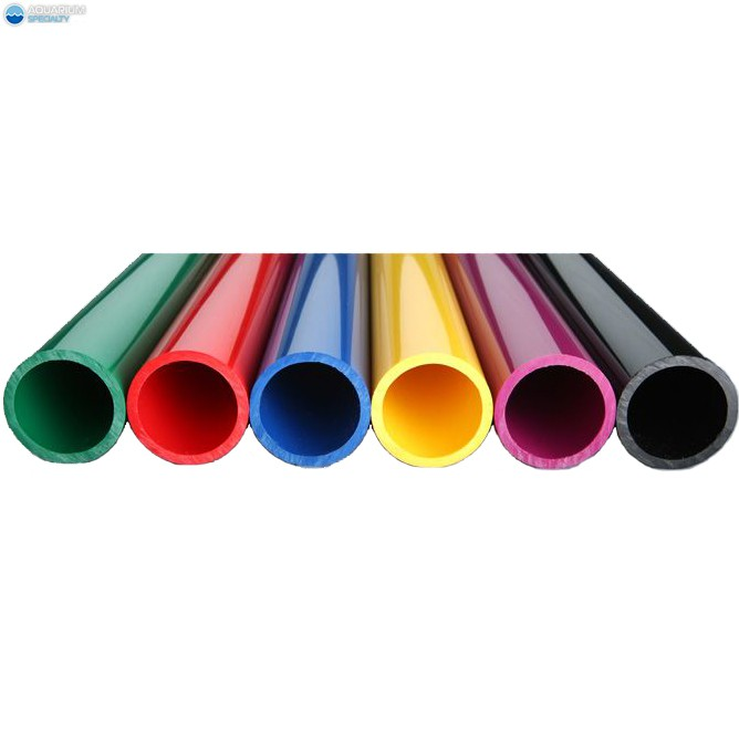 Colored PVC Aquarium SpecialtyColored PVC Aquarium Specialty