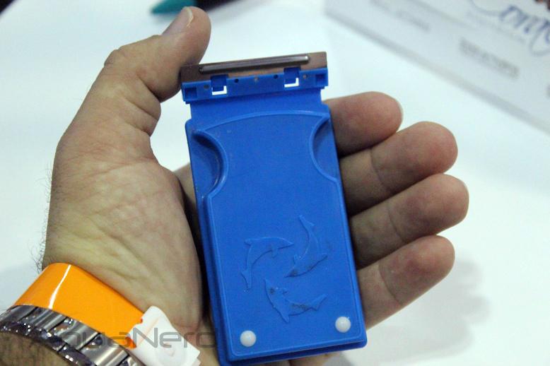 Flipper Nano Size