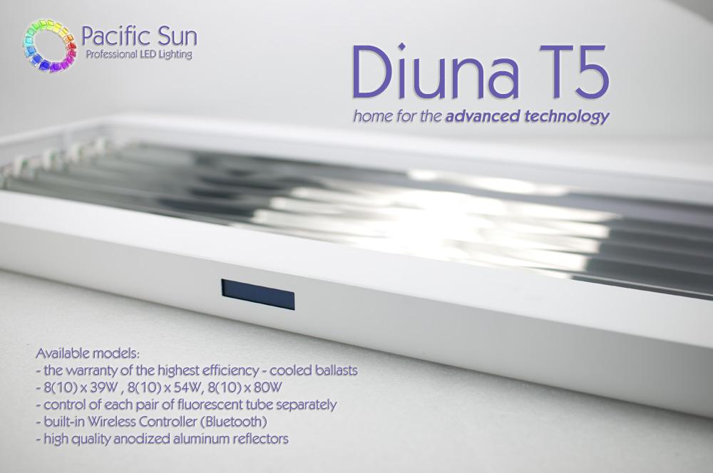 Pacific Sun Diuna T5HO