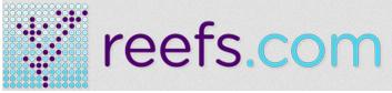 Reefs.com Logo