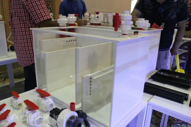 Vertex Aquaristik PVC Sump