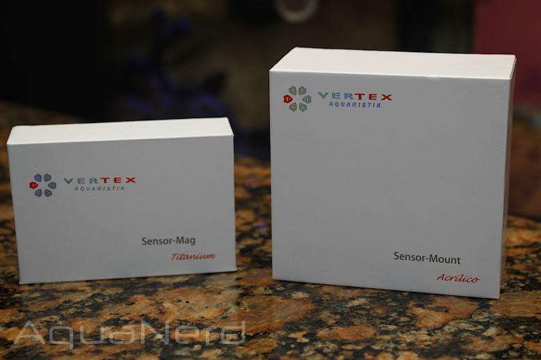Vertex Aquaristik Sensor Mag and Sensor Mount