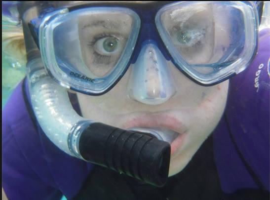 Ariel Freudenthal Diving
