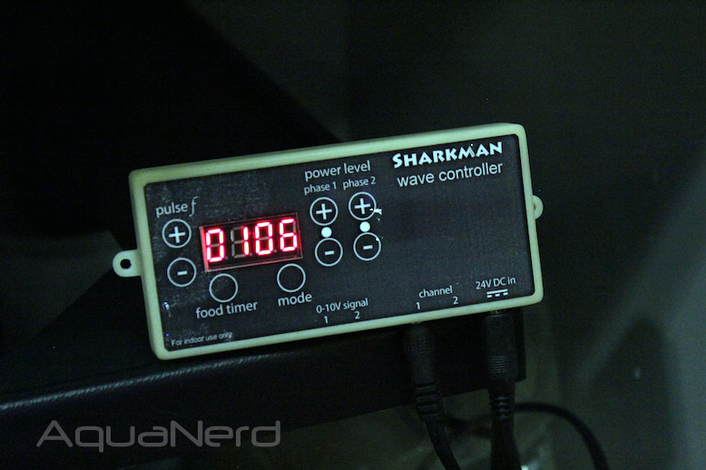Reef Octopus Sharkman Pump Controller