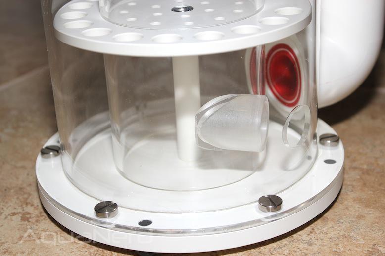 Vertex Omega 150 Cone Skimmer Base