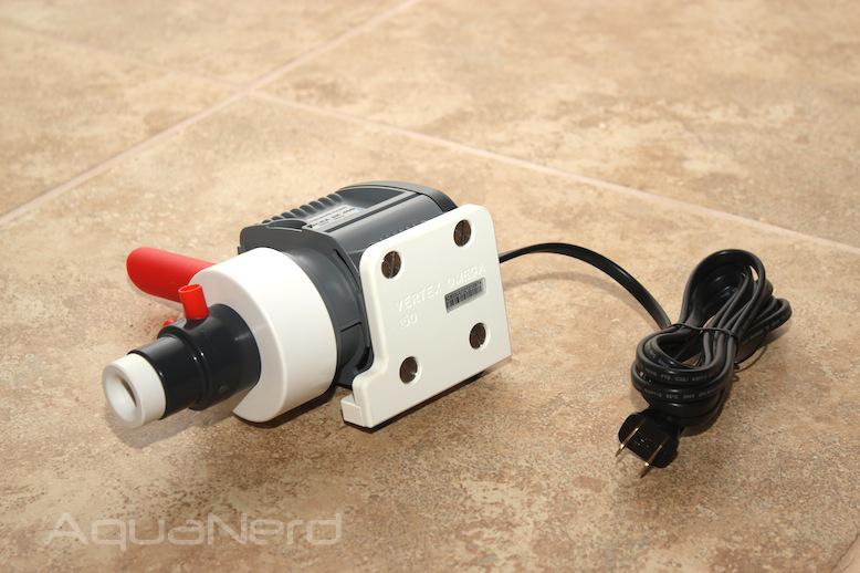 Vertex Omega 150 Cone Skimmer Pump Assembled