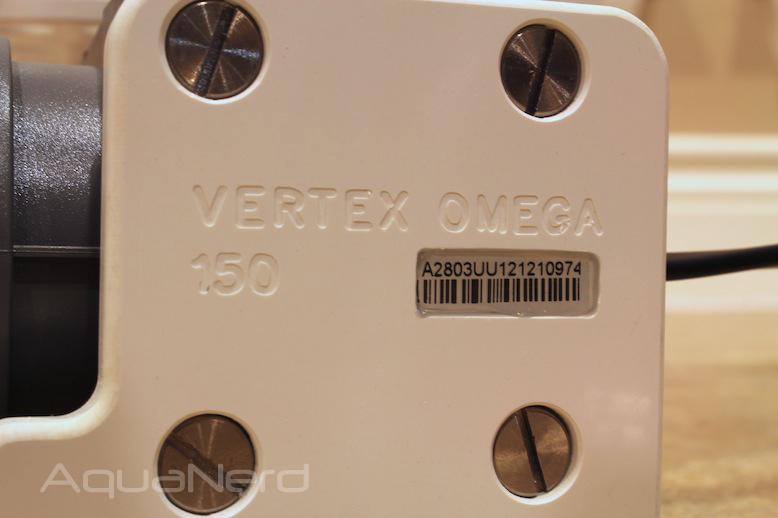 Vertex Omega 150 Cone Skimmer Pump Bracket