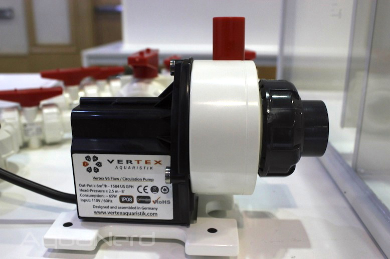 Vertex V6 Flow Pump