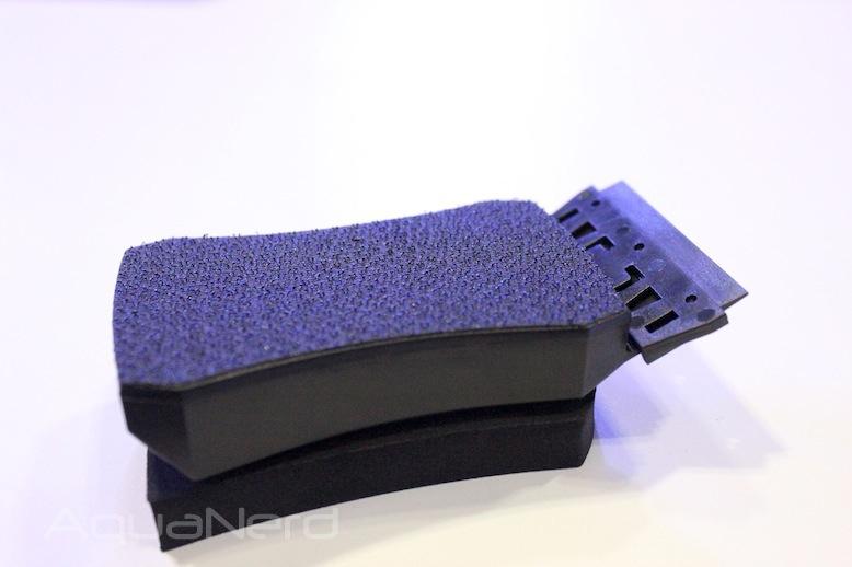ZetLight Magnetic Scraper Pad and Blade