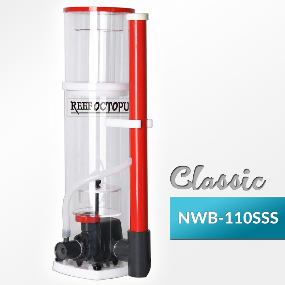Reef OctopusClassic 110 Space Saver Protein Skimmer