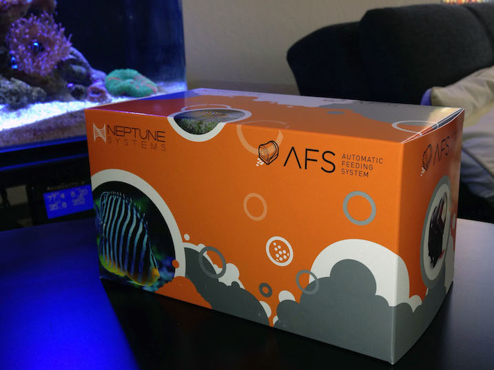 Neptune Systems AFS Box