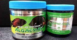 New Life Spectrum AlgaeMAX and AlgaeGel