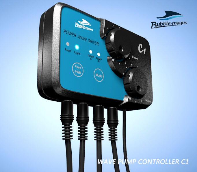 Bubble Magus C1 Controller