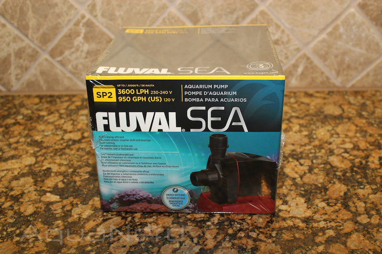 Fluval Sea SP2 Box