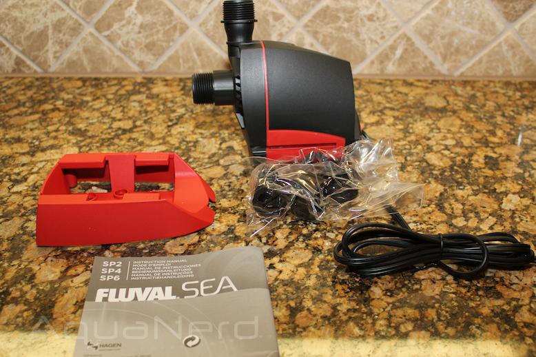 Fluval Sea SP2 Unboxing