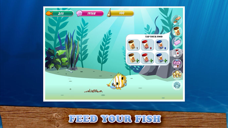 Tanked Aquarium Game Feed