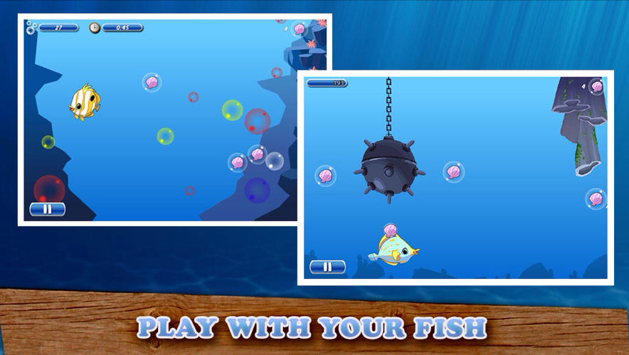 Tanked Aquarium Game Play