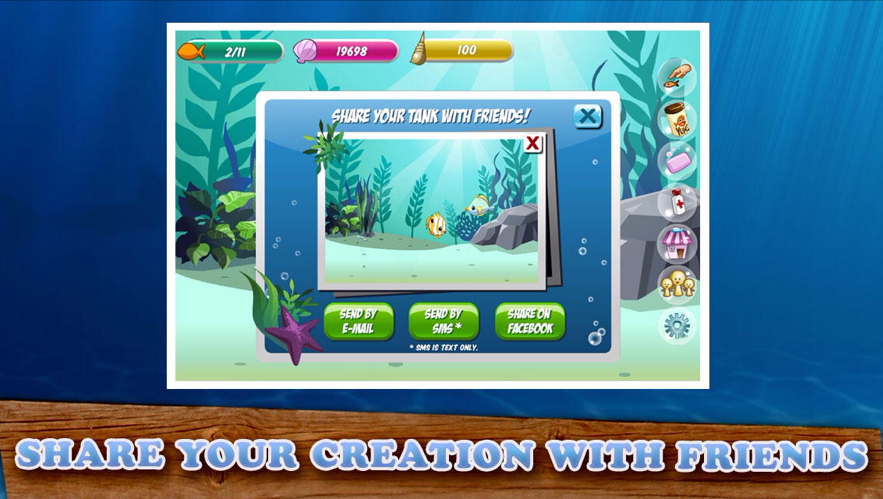 Tanked Aquarium Game Share