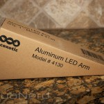 EcoPico Aluminum LED Arm